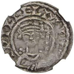 ENGLAND: William I, the Conqueror, 1066-1087, AR penny, Winchester. NGC AU55