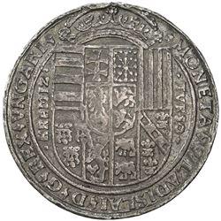 HUNGARY: Wladislaus II, 1490-1516, AR guldiner, Kormocbanya (Kremnitz), 1506. F