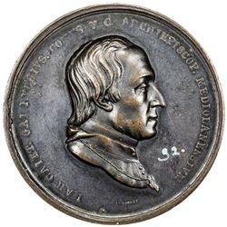 MILAN: AE medal, 1818. EF