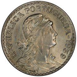 PORTUGAL: escudo, 1939. PCGS MS66