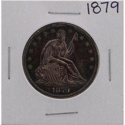 1879 Seated Liberty Half Dollar Coin