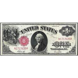 1917 $1 Legal Tender Note
