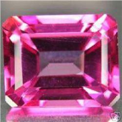 Natural Hot Pink Topaz 25.27 Carats - VVS