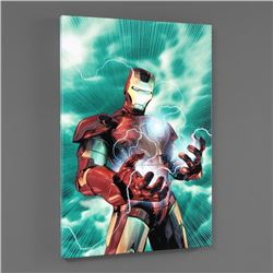Iron Man Legacy #2 by Marvel Comics
