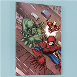 Marvel Adventures: Super Heroes #3 by Marvel Comics
