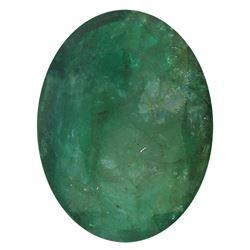 8.04 ctw Oval Emerald Parcel
