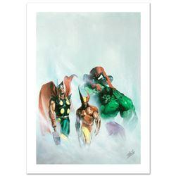 Secret War VI #1 by Stan Lee - Marvel Comics
