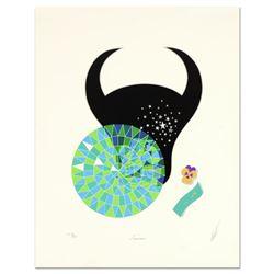 Taurus by Erte (1892-1990)