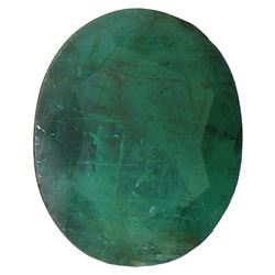 4.57 ctw Oval Emerald Parcel