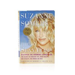 Signed Copy of The Sexy Years: Discover the Hormone Connection: The Secret to Fa