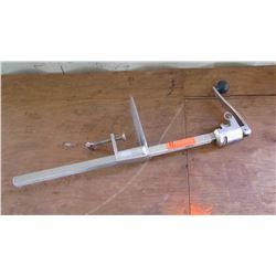"Edlund U-12  Manual Can Opener with 16"" Adjustable Bar"
