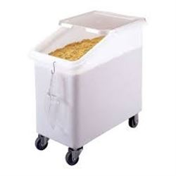 Cambro IBS27148 27-Gallon Slant Top Ingredient Bin