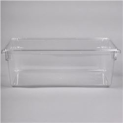 "Qty 4 18269CW135 Clear Camwear Storage Box 18"" x 26"" x 9"""
