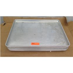 Qty Approx 10 Full Size Sheet Pans