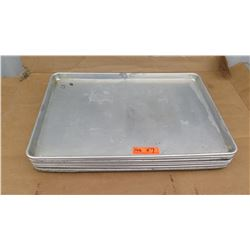 Approx 7 Full Size Sheet Pans