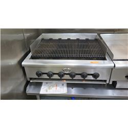 Wells Heavy Duty Gas Charbroiler