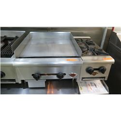 Wells Two Burner Griddle