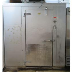 Brown Walk In Cooler (Pick-up from Mililani)