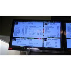 VIZIO M550SV 55 Inch Class Edge Lit Razor LED LCD HDTV (Pick-up from Mililani)