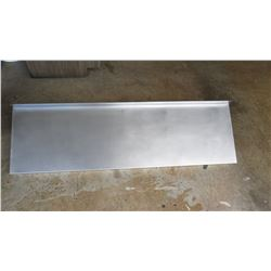 Stainless Steel Shelf (Pick-up from Mililani)