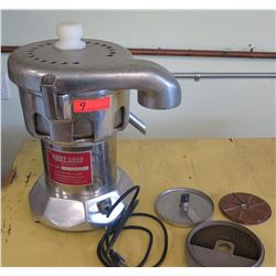 Ruby 2000 Commercial Heavy Duty Extractor, Juice Machine