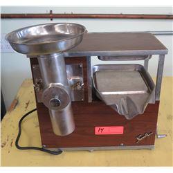 Norwalk 235 Two-Part Hydraulic Press Juicer
