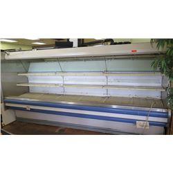 Large Hussmann Multi Deck Refrigerated Merchandiser