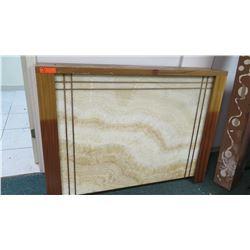 "Countertop Stone Slabs 59.5"" L, 45"" W"