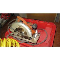 Ridgid R3200 Circular Saw