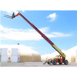 2012 JLG G12-55A 55' 12,000 lb Telescopic Reach Forklift Telehandler 3086 Hours S/N 1600449