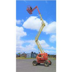 2010 JLG 450AJ 45' 4WD Diesel Articulating Boom Lift Manlift 2481 Hours s/n 0300142347