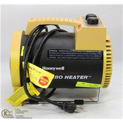 HONEYWELL COMMERCIAL GRADE TURBO HEATER