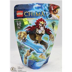 SEALED LEGO CHIMA 55 PC SET