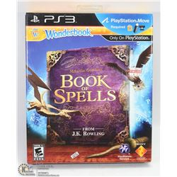 PS3 BOOK OF SPELLS GAME