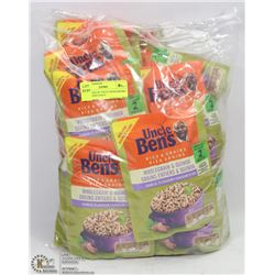 LARGE BAG OF UNCLE BENS BISTRO