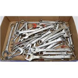 ESTATE LOT OF 50 PLUS MIXED WRENCHES
