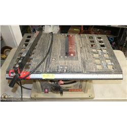 "DUREX 10"" TABLE SAW"