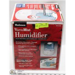 HOLMES WARM MIST HUMIDIFIER 2.5 GALLON