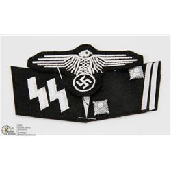 LOT OF 3 SS GERMAN NAZI MOVIE PROP PATCHES