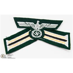 LOT OF 3 ARMY GERMAN NAZI MOVIE PROP PATCHES