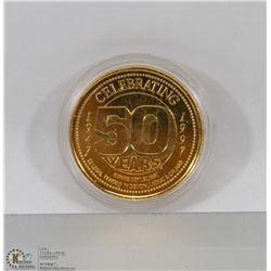 LEDUC NO.1 $2 COIN ALBERTA CELEBRATING