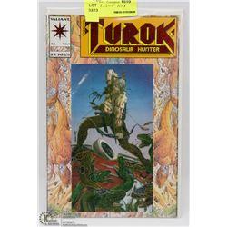 TUROK DINOSAUR HUNTER ISSUE #1