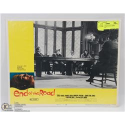 1970 END OF THE ROAD LOBBY CARD #1 70-131