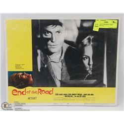1970 END OF THE ROAD LOBBY CARD #8 70/131