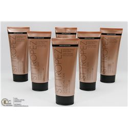 BAG OF 6 ST. TROPEZ EVERYDAY TINTED BODY LOTION