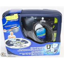 NEW MR. CLEAN AUTO DRY PRO SERIES ALL IN ONE