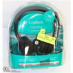 LOGITECH H390 HEADSET USB