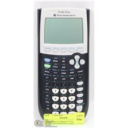 TEXAS INSTRUMENTS TI-84 PLUS SCIENTIFIC GRAPHIC