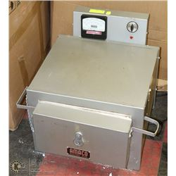 AMACO POTTERY/JEWELLERS KILN 115-120VOLT WITH