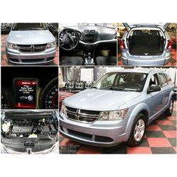 FEATURED 2013 DODGE JOURNEY SE